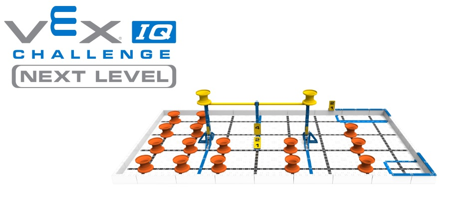 2018-2019 Game | VEX IQ Challenge: Next Level!