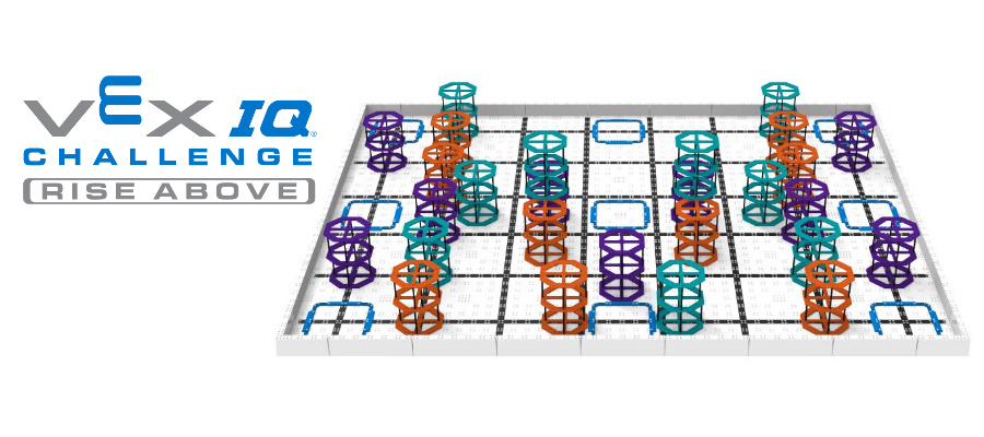 2020-2021 Game | VEX IQ Challenge: Rise Above